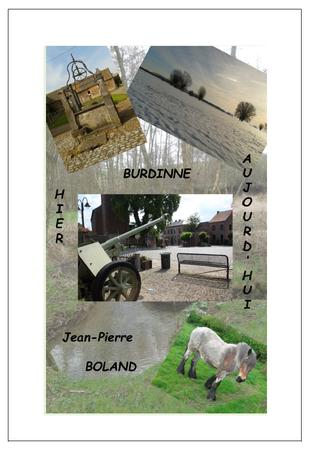 Burdinne, hier et aujourd'hui (Livre)