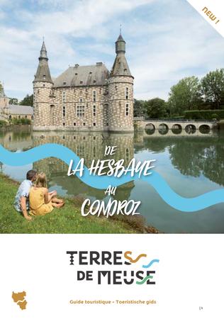 Découvrez la 1ère brochure touristique de la Maison du Tourisme Terres-de-Meuse